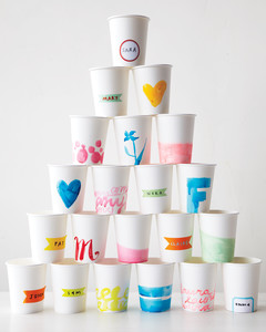 party, cup, tower, howto